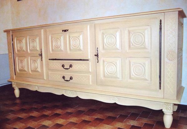 Meubles peints for Recuperation de meubles a domicile